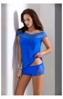 Blueberry Nightset Top