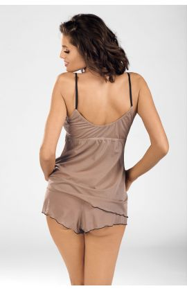 Cinnamon Coffee Nightset Top
