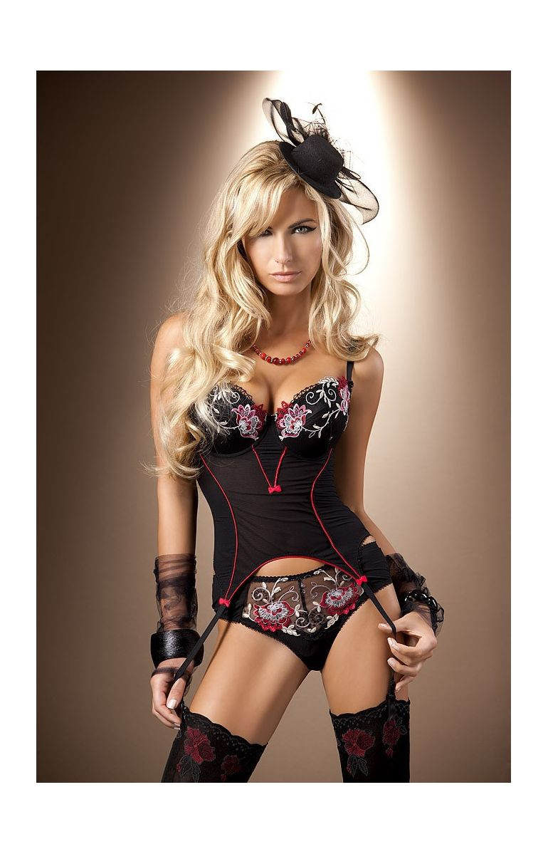 Lady Million Corset only FR 90A - EU 75A - US 34A