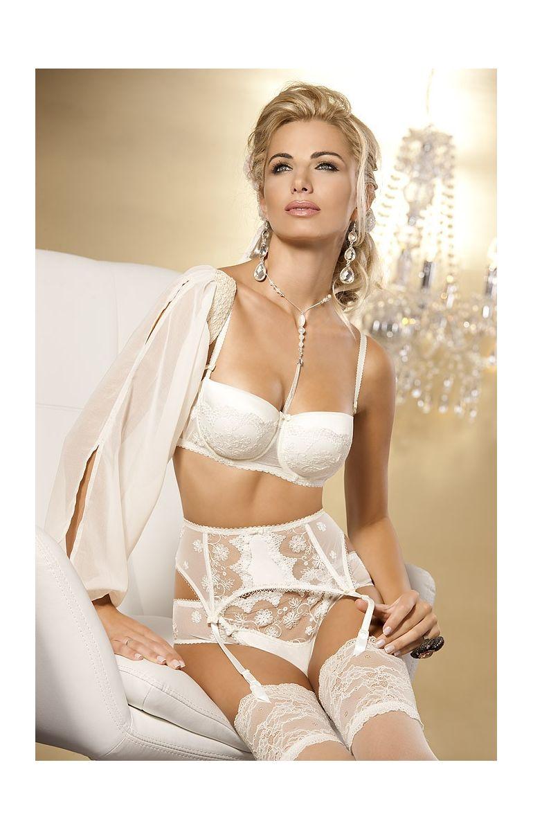 Merry Me Demi Bra 1 Only size FR90B - EU75B - US34B color Ecru
