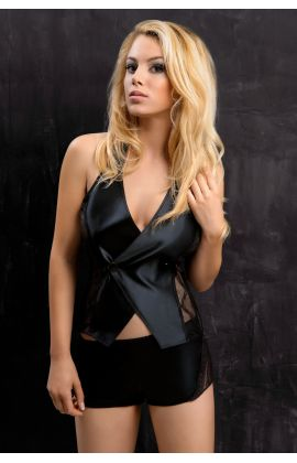 Touche Sensuelle Waistcoat Only Size M