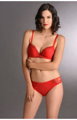 Un Regard String Only Size S color RED