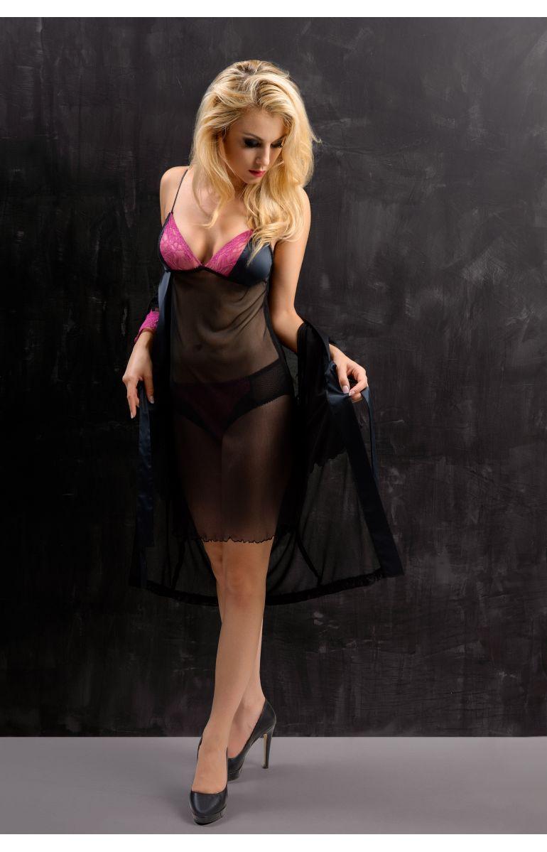 Rose Seduction Nuisette