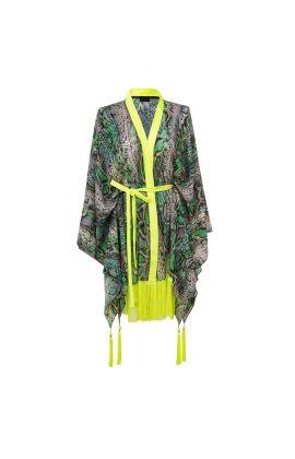 Kimono Green Snake